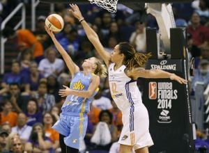 Mercury crush the Sky again in WNBA Finals