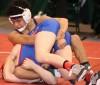 Adam Garcia, Merrillville wrestling