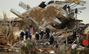 Search for tornado survivors nearly complete