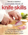 New book helps home cooks develop sharp knife skills