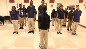 VIDEO: Roosevelt JROTC program