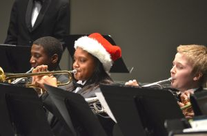 Free holiday concerts at Homewood-Flossmoor High School