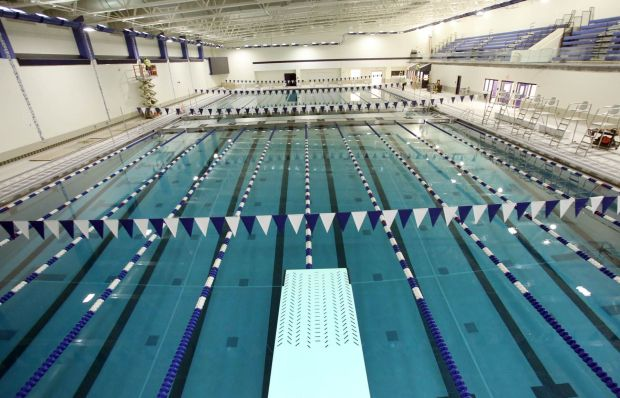 Lake Central High School Pool