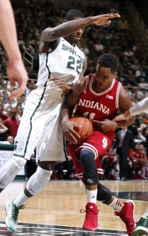 Dawson, No. 3 Michigan St. beat IU