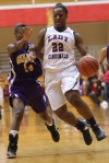 E.C. Central's Tiajaney Hawkins