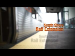 Visclosky video promotes South Shore Rail Extension