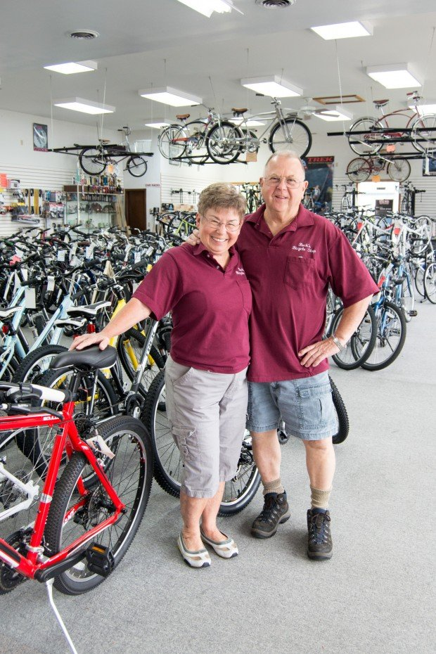Bike Stores In Northwest Indiana Trails important to businesses