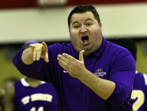 2011-12 Times Illinois Girls Basketball Coach of the Year: T.F. North's Tim Zasada
