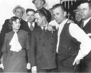 Slideshow: John Dillinger, June 22, 1903 – July 22, 1934
