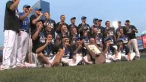 Lake Central baseball wins state