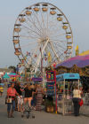 Preview night for the Lake County Fair