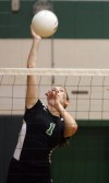 Ridgewood meets Illiana Christian in girls volleyball