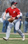 Mesarch a steady presence for Portage baseball team
