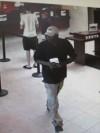 Portage bank robbery suspect