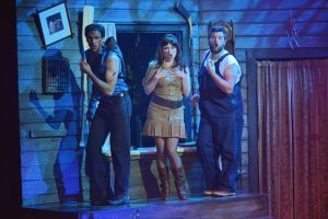 'Evil' stage encounter: Campy Broadway in Chicago musical 'Evil Dead' promises fearful fun
