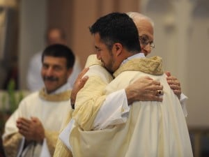 Bishop ordains two Northwest Indiana men as Roman Catholic priests