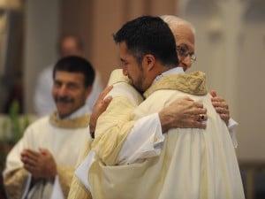 Bishop ordains two Northwest Indiana men as Roman Catholic priests
