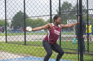 Thornridge, SIU grad McCall looking to continue her throwing career