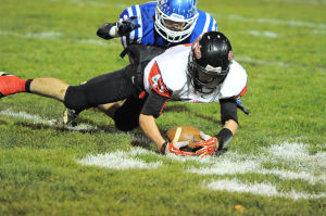 Tipton denies Rensselaer a trip to state with dominating victory