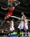 Boozer leads Bulls past Pistons
