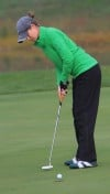 Jennifer Gough, Valparaiso golf