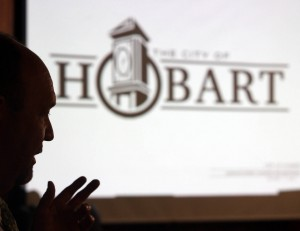 Hobart unveils new city logo, Lakefront District plan