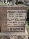 James Frazier, 1827-1905