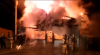 Lake Station convenience store fire
