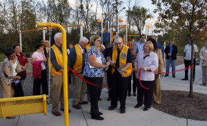 Crete Park District opens Lions Park