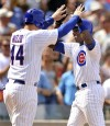 Soriano powers Cubs past Giants