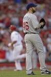 Cardinals end Dempster's run