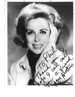 OFFBEAT: Dr. Joyce Brothers, a famed brain, dies at age 85
