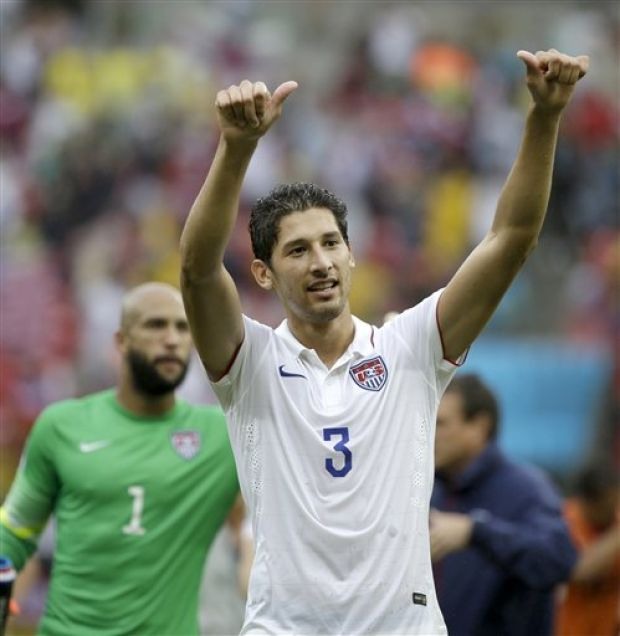 Live coverage: U.S.A. vs. Belgium