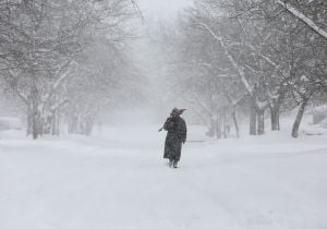 Forecaster: Warmer, drier winter ... for now