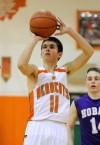 Wheeler's Drew Heinold shoots