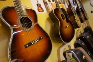 Local luthiers at work crafting musical magic