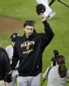 Randy Johnson wins 300th major league game