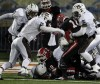 Class 8A state championship final high school football game between Mt. Carmel and