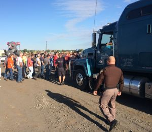 Non-local labor triggers union protest at Pratt Industries