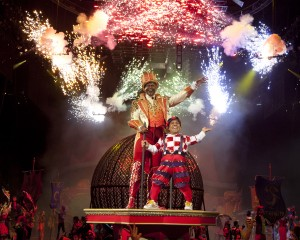 Real and Fantasy Fun: Ringling Bros. and Barnum & Bailey Circus spotlight 'Dragons' for the 142nd edition of 'The Greatest Show on Earth'