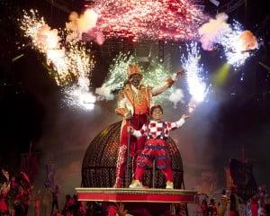 Real and Fantasy Fun: Ringling Bros. and Barnum &amp; Bailey Circus spotlight 'Dragons' for the 142nd edition of 'The Greatest Show on Earth'