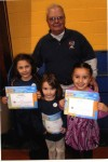 Kiwanis honor Terrific Kids at Hegewisch school