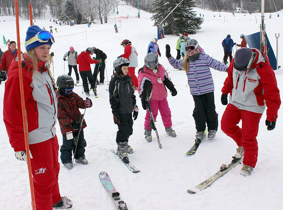 Holiday Valley record attempt