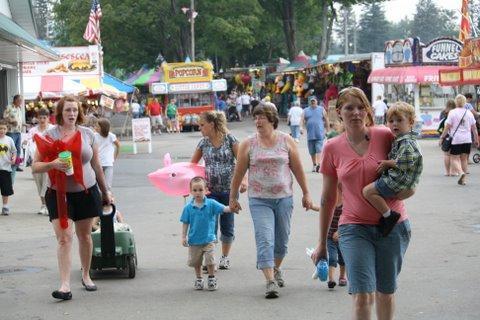 Catt-Co Fair Wednesday 7