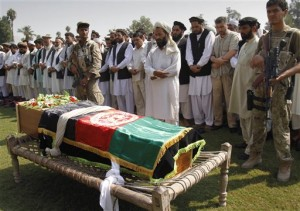 8 Afghan policemen killed at checkpoint - Olean Times ...