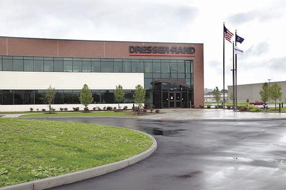 Weeklong Shutdown Planned For Olean S Dresser Rand Plant