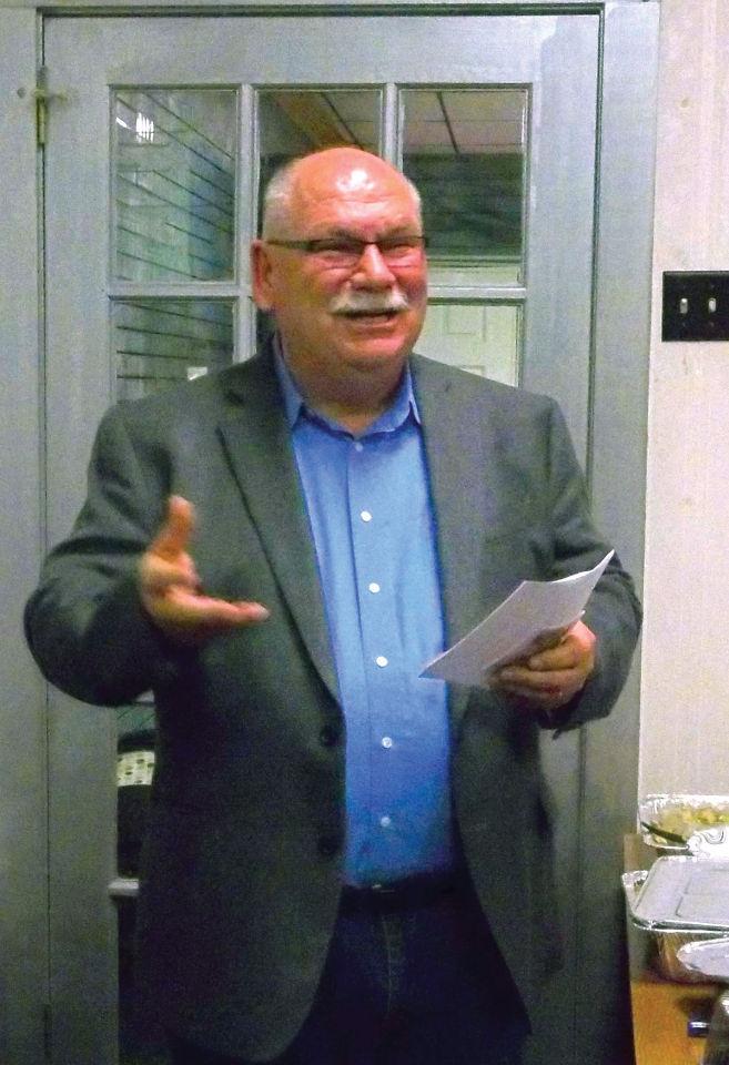 Mayor-elect Bill Aiello