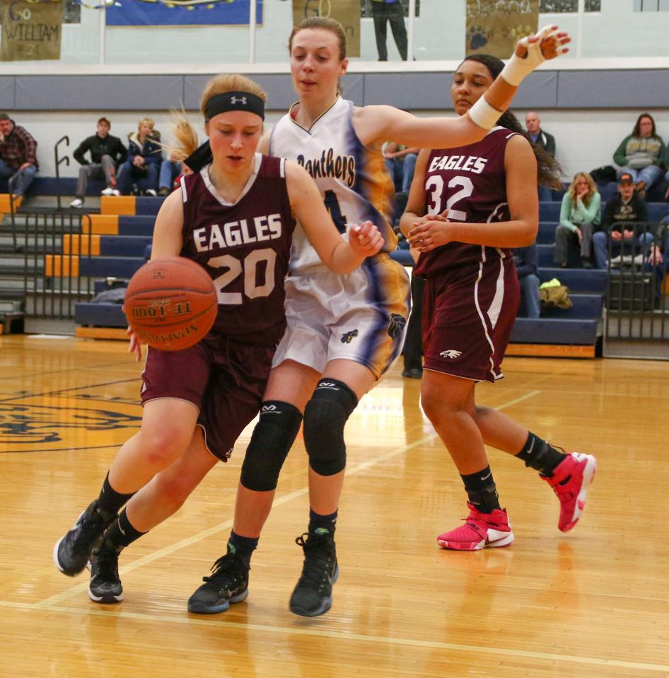 Big Weekend In High School Basketball: Big 30 Girls Basketball: Ellicottville Gets Best Of