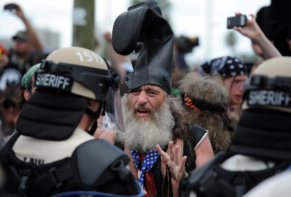 Vermin Supreme, boot-hatted national political figure, is coming to Olean - Olean Times Herald