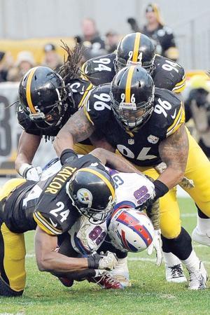 Bills vs Steelers